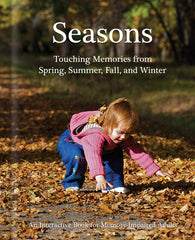 Seasons Book for Alzheimer's and Dementia Patients