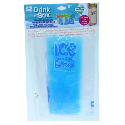 Ice on the Box (for 12oz Drink-in-the-Box)