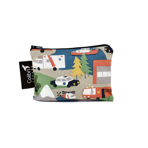 Colibri Small Reusable Snack Bag - Mountain Rescue