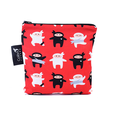 Colibri Large Reusable Snack Bag - Ninja