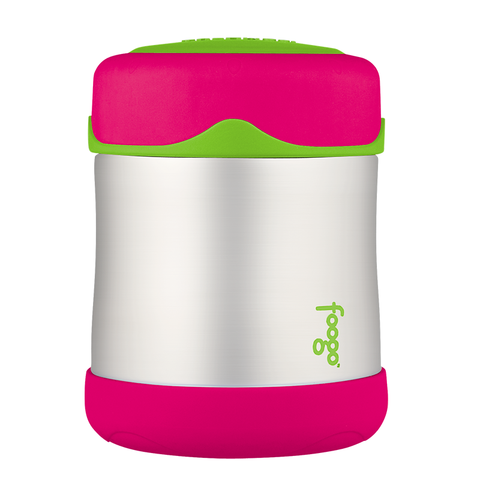 Foogo Thermos Vacuum Insulated Stainless Steel Food Jar: Watermelon
