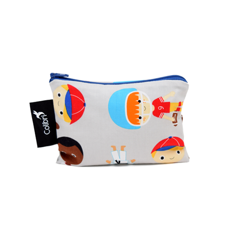 Colibri Small Reusable Snack Bag - Sports Boy