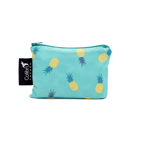 Colibri Small Reusable Snack Bag - Pineapple