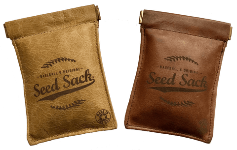 Classic Leather Seed Sack