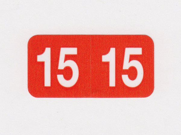 Acme Visible Year Labels - K4230 Series, Acme Visible - 1