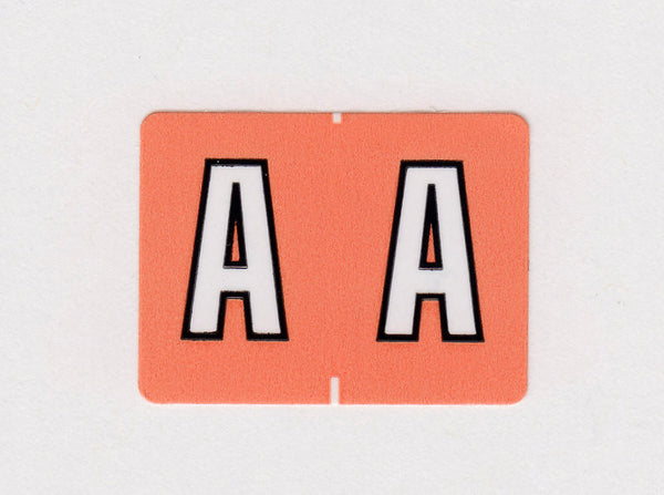 Acme Visible Alphabetic Colour Coded Labels - K5214 Series (Package), Acme Visible - 1