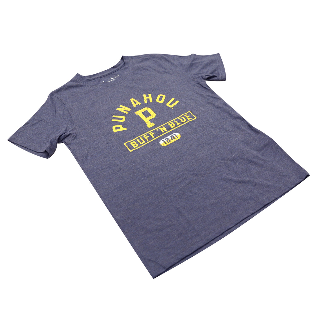 UA P Youth Triblend Tee