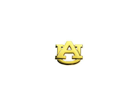AU Logo Goldtone mini pin (AULP03)