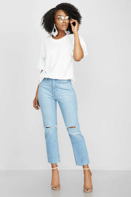 Pearl-ing Outta Control Jeans