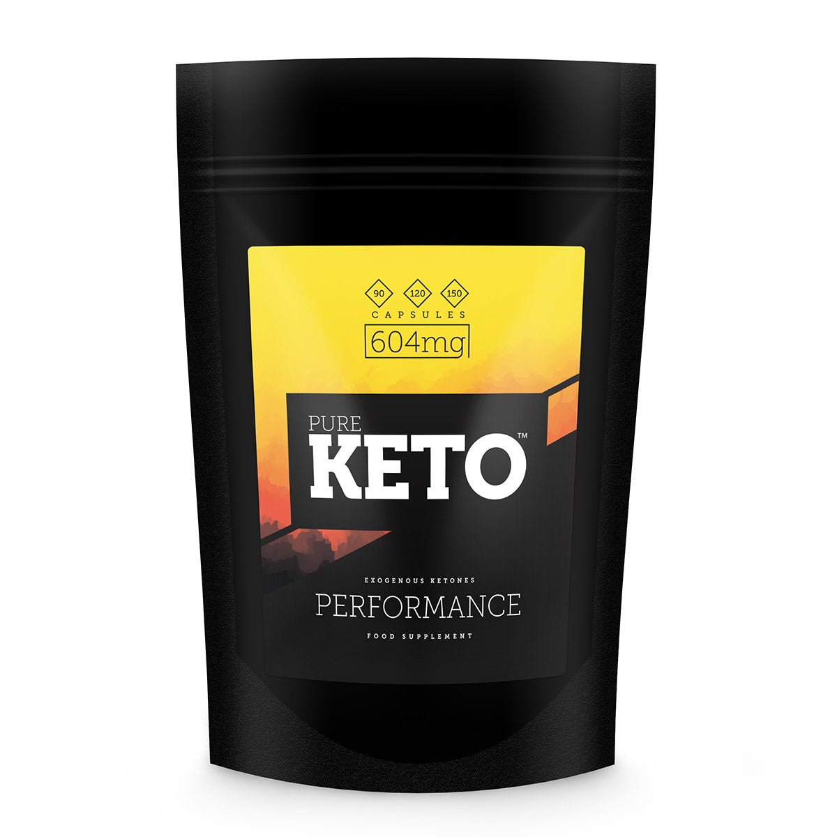 Pure Keto Performance pouch