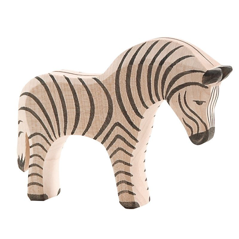 Ostheimer | Wooden Toy | Zebra Adult