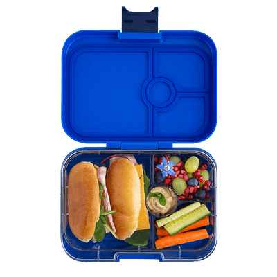 Neptune Blue Yumbox Panino Bento Lunch Box