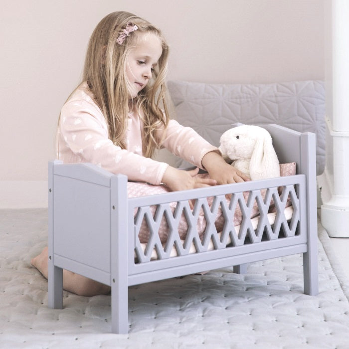 Cam Cam Copenhagen Doll's Bed Mattress in Mint