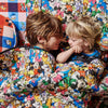 Kip and Co x Disney | Quilted Bedspread Comforter | Single | Disney Pals