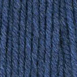 Filatura Zarina (Melange), Dark Denim Heather (1490)