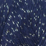 Wendy Supreme Luxury Cotton Sparkle DK, Navy Shine (1913)