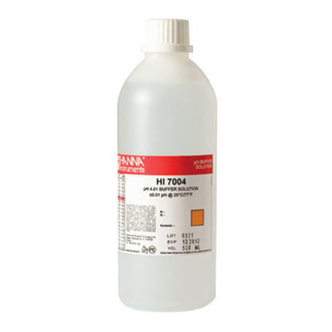 Buffer Solution pH4 460 ml