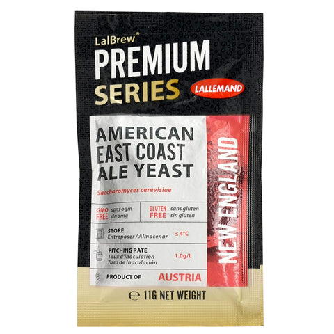 Lallemand Lalbrew New England 11 Gram