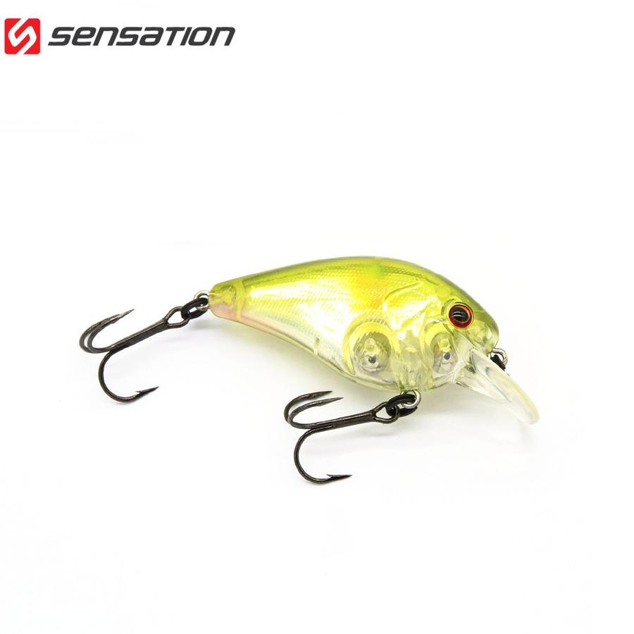 Sensation Ultra Crank Bass Lure