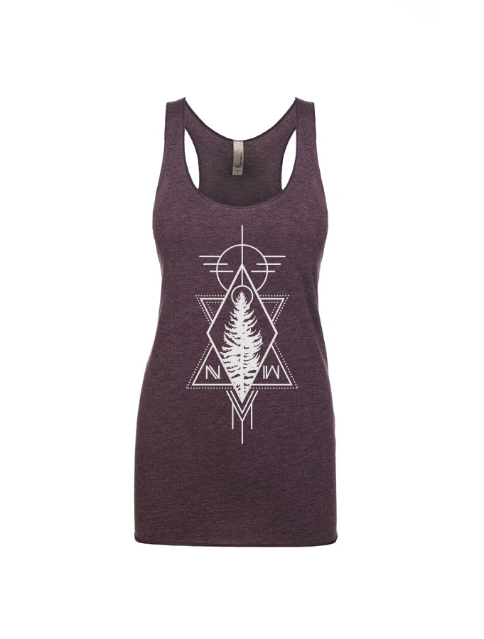 NW Tree · Ladies Tank