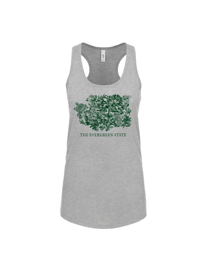 Melanie Peterson Evergreen State Ladies Tank