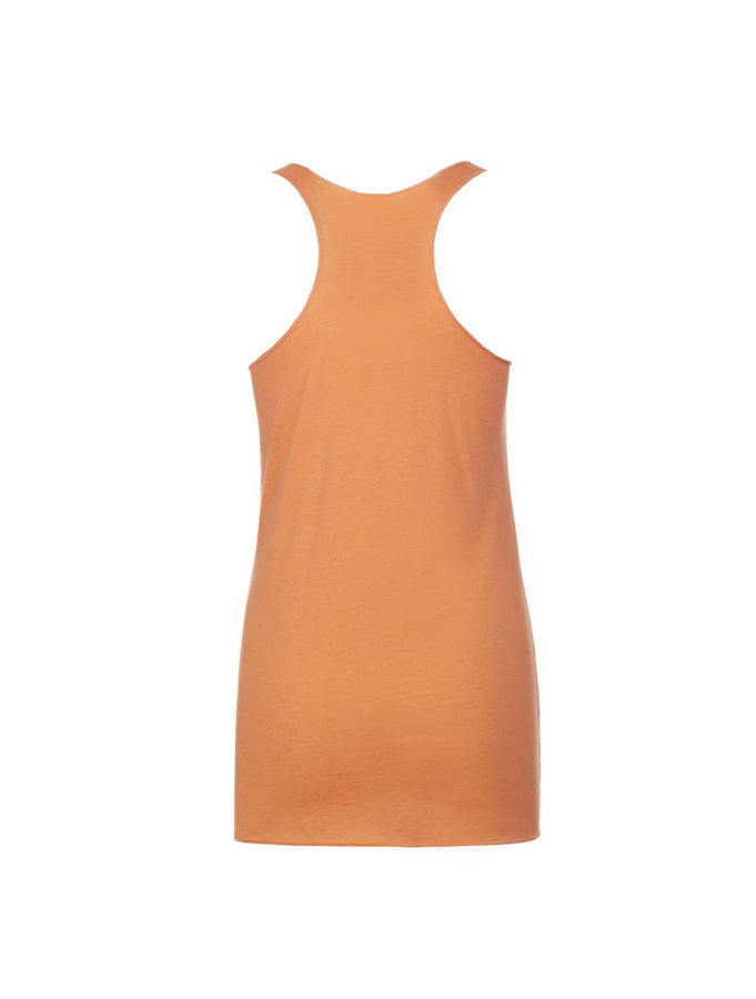 Melanie Peterson Puget Sound Ladies Tank Orange