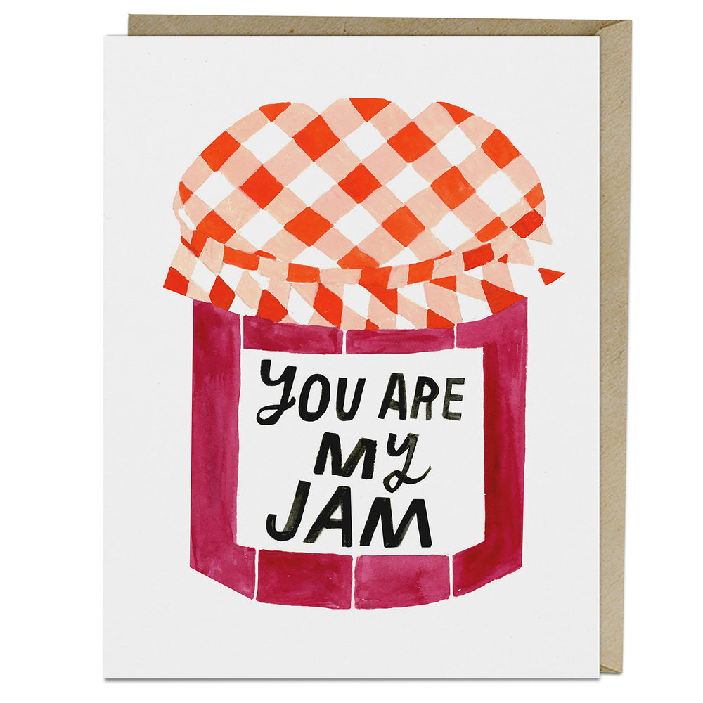 Lisa Congdon You Are My Jam Card