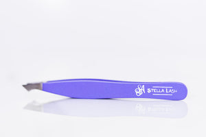 Slanted Brow Tweezer - The Lash Shop @ StellaLash
