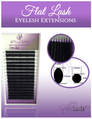 StellaLash FLAT LASHES matte - The Lash Shop @ StellaLash