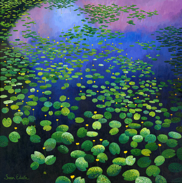 Water Lilies limited edition print