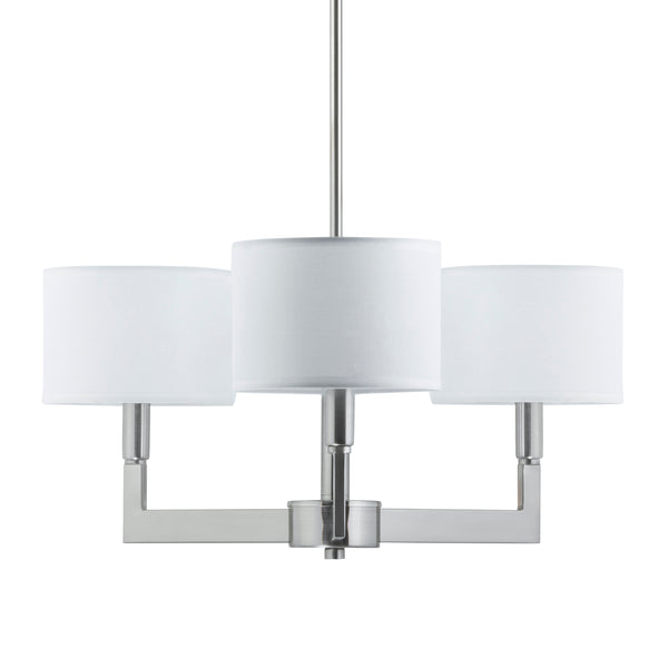Allegro 3 light Pendant Chandelier