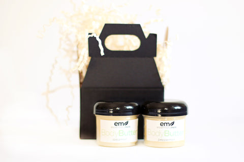 Mini Spa Gift Set with Body Butters