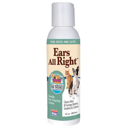 Ark Naturals Pet Ear Cleaner - 4oz