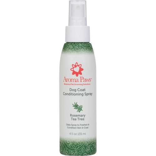 Aroma Paws Dog Coat Spray Rosemary Tea Tree