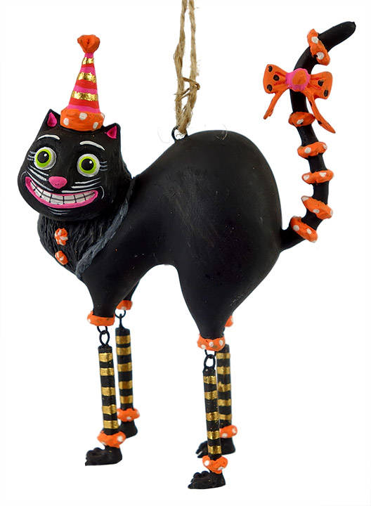 Itchy's Cat Twitchy Hanging/Sitting Figure