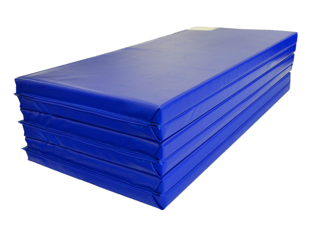 "CLEARANCE LOWEST PRICE OF THE YEAR 4' x 12'x 2"" Intermediate Level Gymnastics Mat"