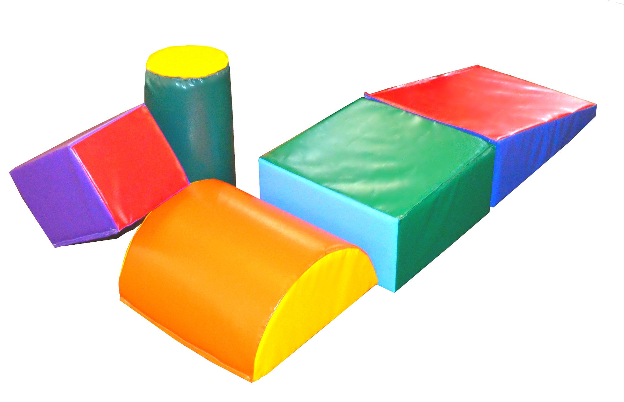 Soft Play 5-Piece Block Set