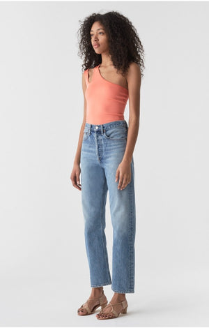 90's high rise loose boyfriend fit vintage affair Agolde denim | pipe and row