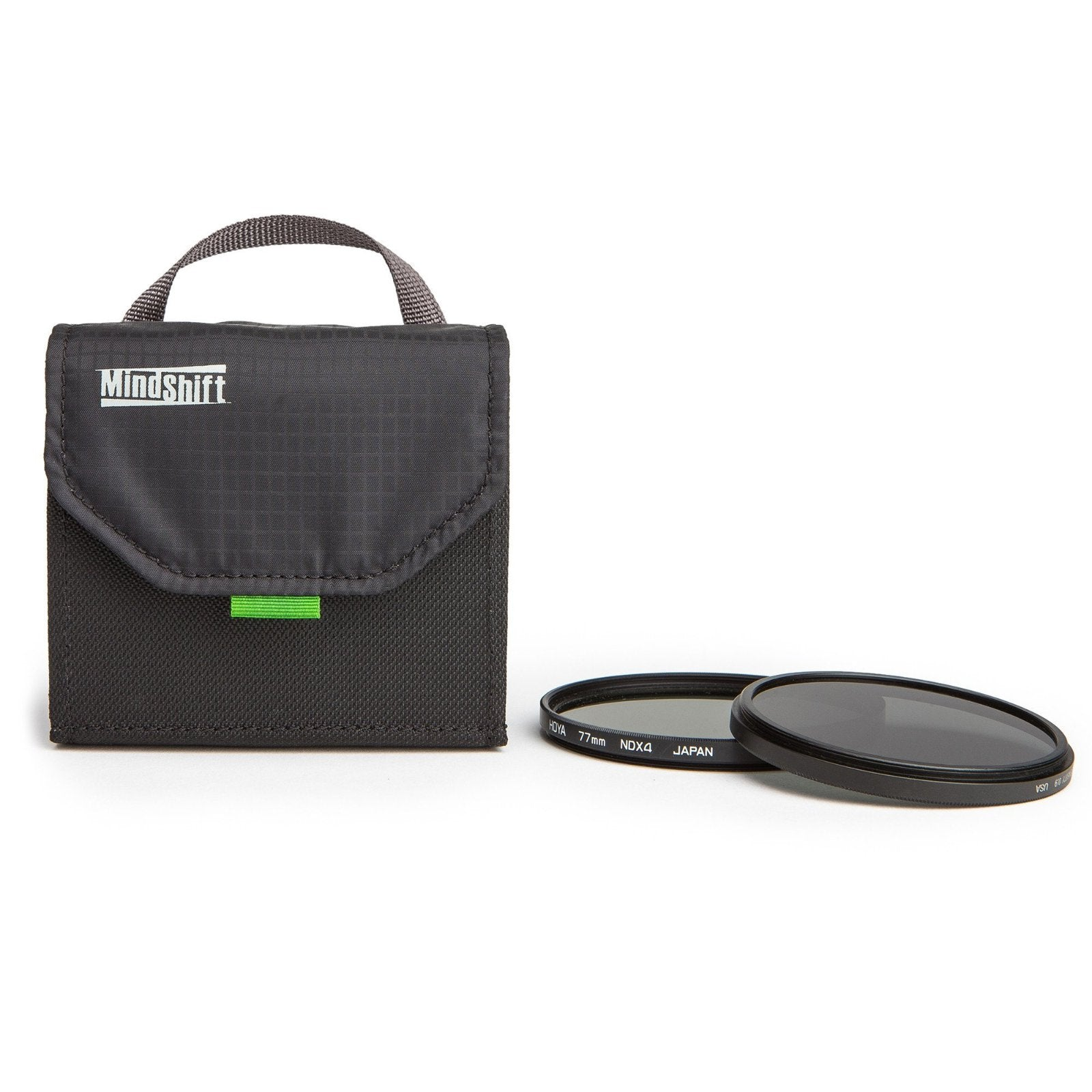 Filter Nest Mini offers protection and ease in a compact case for 4 round filters.