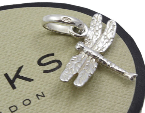 Links of London Sterling Silver Dragonfly Sweetie Charm