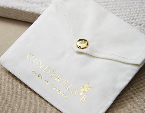 Cinderela B Pouch Packaging