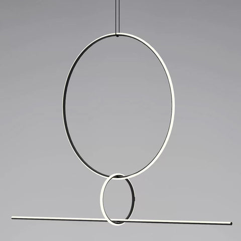 Flos lighting: Arrangement 1 - Rounds