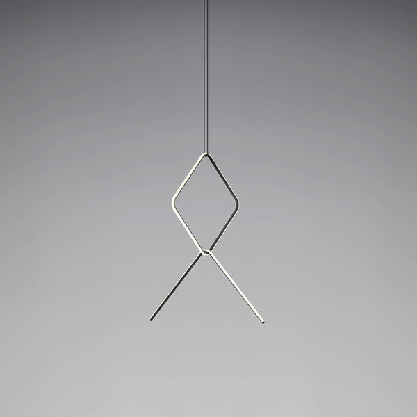 Flos lighting: Arrangement 3 - Broken Line