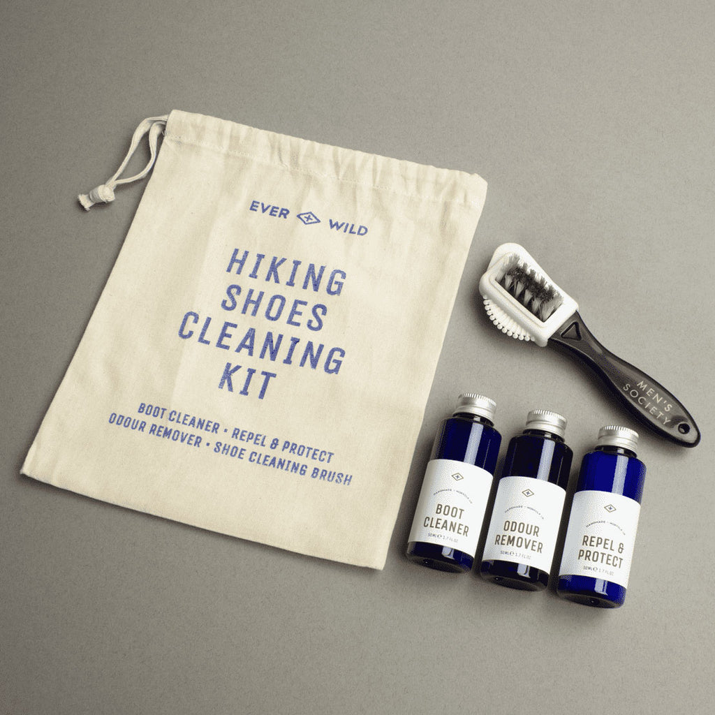 Hiking Shoes Cleaning Kit
