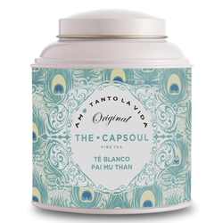 Té Blanco Pai Mu Than - The Capsoul