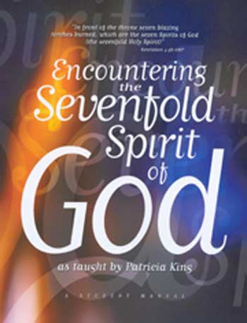 Encountering the Sevenfold Spirit of God - Patricia King - PDF Manual