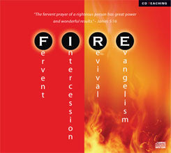 F.I.R.E. Fervent Intercession for Revival and Evangelism - Patricia King - MP3 Teaching