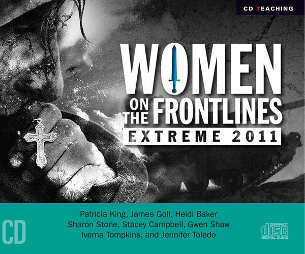 Women on the Frontlines 2011 -  MP3 Teachings
