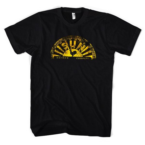Sun Records - Tattered Logo (Women)