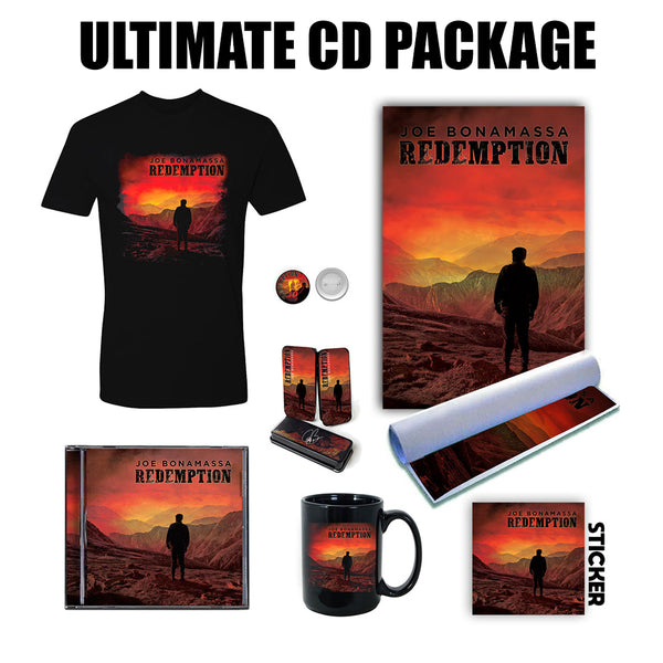 Redemption Ultimate CD Package